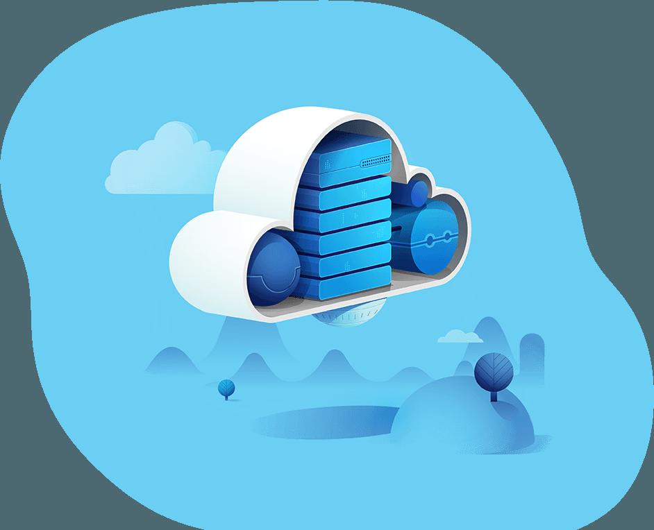 WanTok Cloud Hosting Benefits