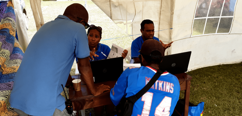 WanTok providing information to the public about its Simple, Reliable and Affordable services.