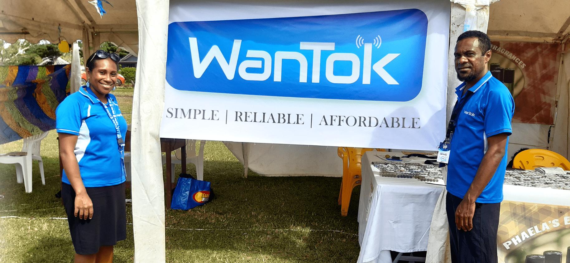 WanTok Sponsored Vanuatu's National ICT Day Event 2021