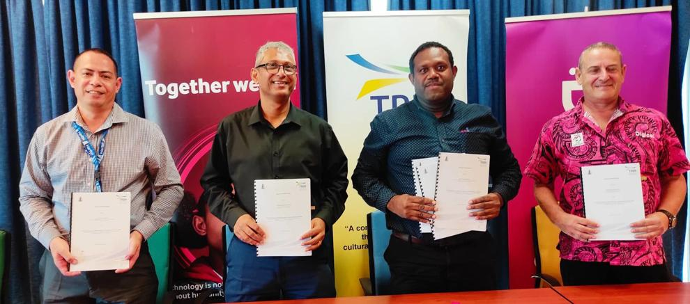 3 Networks providers signed the undertaking agreement with TRBR