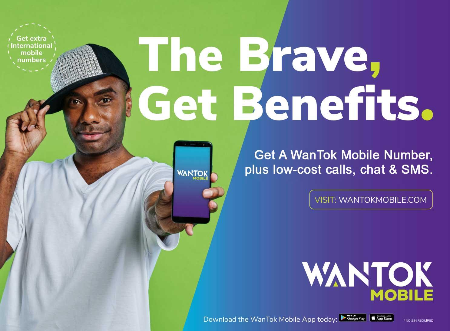 WanTok Mobile Services