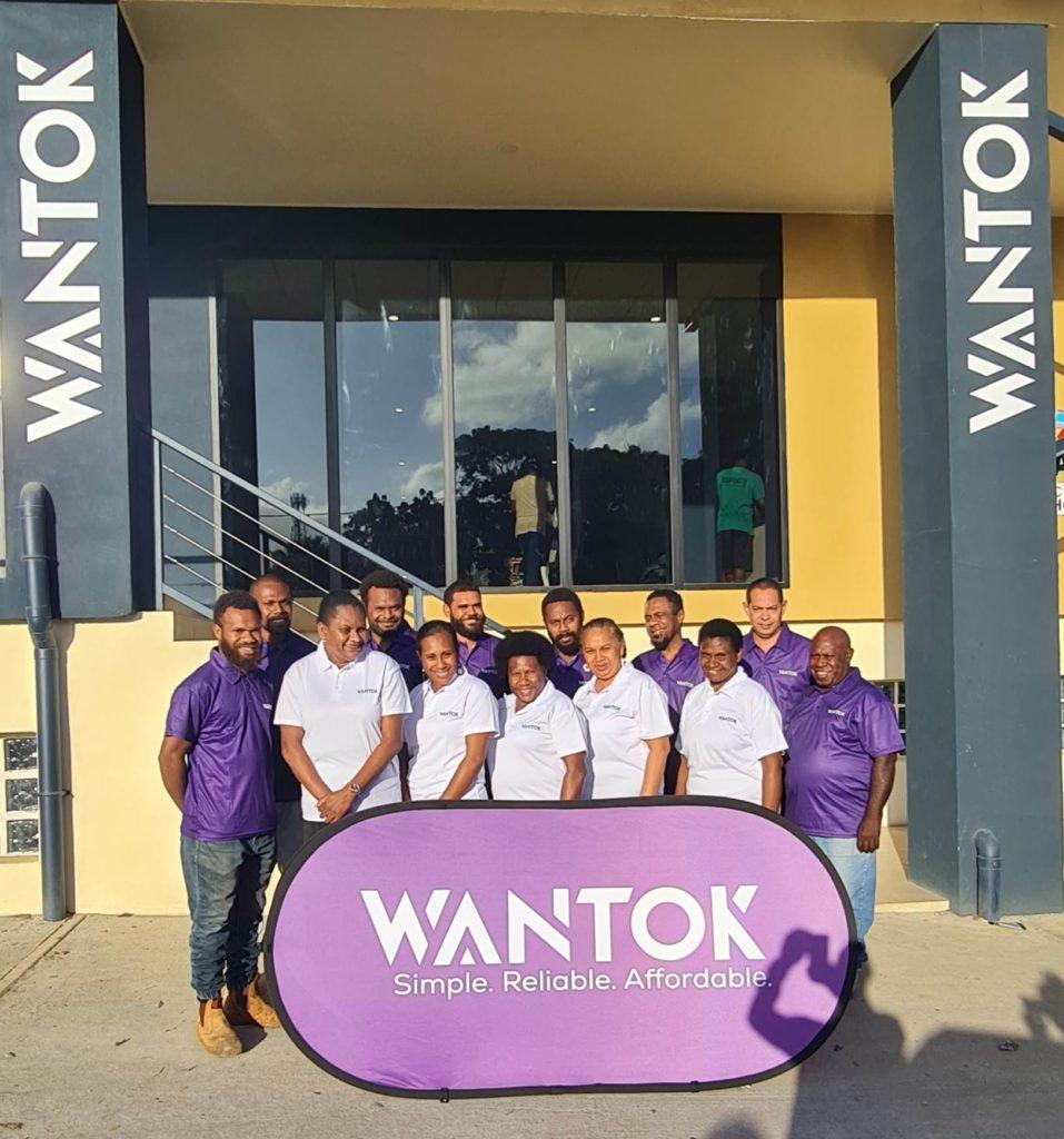 WanTok Vanuatu Team